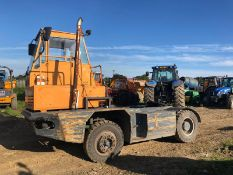 SISU TT160 SHUNTER, RUNS, WORKS AND DRIVES, MODEL TT160 AR1, CHASSIS NUMBER 41749 *PLUS VAT*