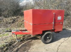 LYNTON COVERED TRAILER *PLUS VAT*