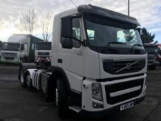 2010/60 REG VOLCO FM 450 6X2 WHITE DIESEL HEAVY HAULAGE TRACTOR UNIT I SHIFT BOX AIR CON *PLUS VAT*