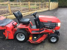 WESTWOOD V20-50 RIDE ON LAWN MOWER / LAWN TRACTOR, YEAR 2006 *NO VAT*
