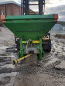 AMAZONEN-WERKE S260 SEED SPREADER, YEAR 2010, WORKING ORDER *NO VAT*