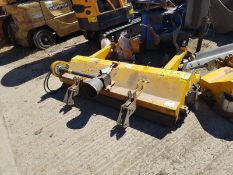 2014 MUTHING FLAIL MOWER, EX LEICESTER CITY COUNCIL *PLUS VAT*