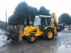 JCB 3CX SITEMASTER, 4 WHEEL DRIVE, EXTRA DIG, 4-IN-1 BUCKET, C/W 3 X BUCKETS, RUNS, WORKS & DIGS