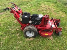 "FERRIS 36"" WALK BEHIND MOWER, MODEL 5900541, KAWASAKI ENGINE, YEAR 2012, READY FOR WORK *PLUS VAT*"