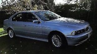 2001 BMW E39 525D SALOON 2001