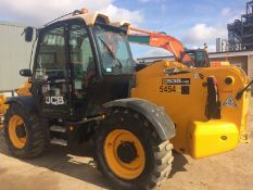 2015 T4 TURBO 535 140 JCB LOADALL AIR CON SWAY / AUX LINE / ONLY 3280 HOURS, RUNS, WORKS, LIFTS