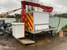 2009 POWER ACCESS PA145 14.5 METER CHERRY PICKER, SELF CONTAINED SO RUNS OFF 24V *PLUS VAT*