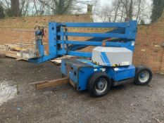 GENIE Z45-22 BI-ENERGY ZERO EMISSION LIFT IN GOOD WORKING ORDER ACCESS PLATFORM / BOOM LIFT