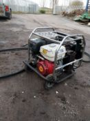 JCB BEAVER HYDRAULIC JIGGER PICK POWER PACK, FULL WORKING ORDER *NO VAT*