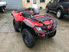 2013 CAN-AM 400 QUAD BIKE, RUNS, WORKS AND DRIVES *PLUS VAT*