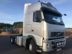 2008 VOLVO FH 480 6X2 MID LIFT TRACTOR UNIT GLOBETROTTER XL I SHIFT GEARBOX AIR CON UNIT