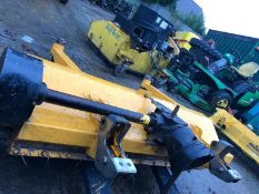 MUTHING 140 FLAIL DECK, CAME OFF A 2015 JOHN DEERE 1570 WILL FIT JOHN DEERE 1545, 1445 KUBOTA & MORE