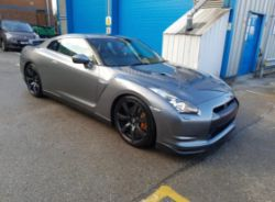 NISSAN GT-R R35 BLACK EDITION S-A 3.8L, SWEEPERS, BMW 520D M SPORT, FORKLIFTS, PLANT AND MACHINERY, CARS, VANS & MORE, ENDS 7PM MONDAY!