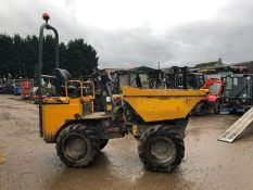 TEREX HD1000 1 TON DUMPER, 2705 HOURS, YEAR 2008, RUNS, WORKS AND TIPS *PLUS VAT*