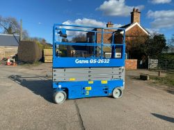 GENIE ACCESS PLATFORM SCISSOR LIFTS 9.8M, JCB 8014 MINI DIGGER, 2020 DIGGERS, WOOD CHIPPERS, MOWERS, FORKLIFTS, NEW HOLLAND ENDS MONDAY FROM 7PM