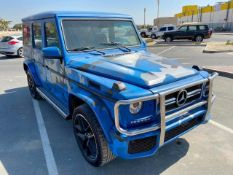 1999 MERCEDES BENZ G500 TOTAL G63 UPGRADE - ONE OFF VEHICLE