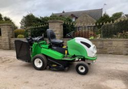 ETESIA MVEHH HYDRO 100 RIDE-ON LAWN MOWER WITH HYDRAULIC COLLECTOR BOX *NO VAT*