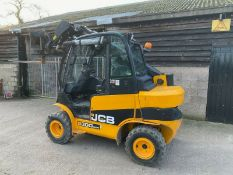 JCB TELETRUK 30D , 4x4, YEAR 2013, ONLY 1359 HOURS FROM NEW *PLUS VAT*