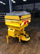 2014 VALE POZI-FEED MS350 SALT SPREADER, 3 POINT LINKAGE, IN WORKING CONDITION, 250KG *PLUS VAT*