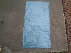 ONE PALLET OF BLUE POLYTHENE BIN BAGS 40 BOXES 500 BAGS PER BOX (20,000 BAGS) *NO VAT*