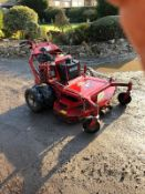 FERRIS COMFORT CONTROL DD TWIN WHEEL WALK BEHIND MOWER, RUNS, WORKS AND CUTS *PLUS VAT*