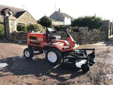 KUBOTA F2400 RIDE ON LAWN MOWER, RUNS, WORKS AND CUTS *NO VAT*