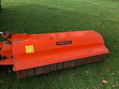 2012 PERFECT FLAIL MOWER FOR FRONT LINKAGE *PLUS VAT*