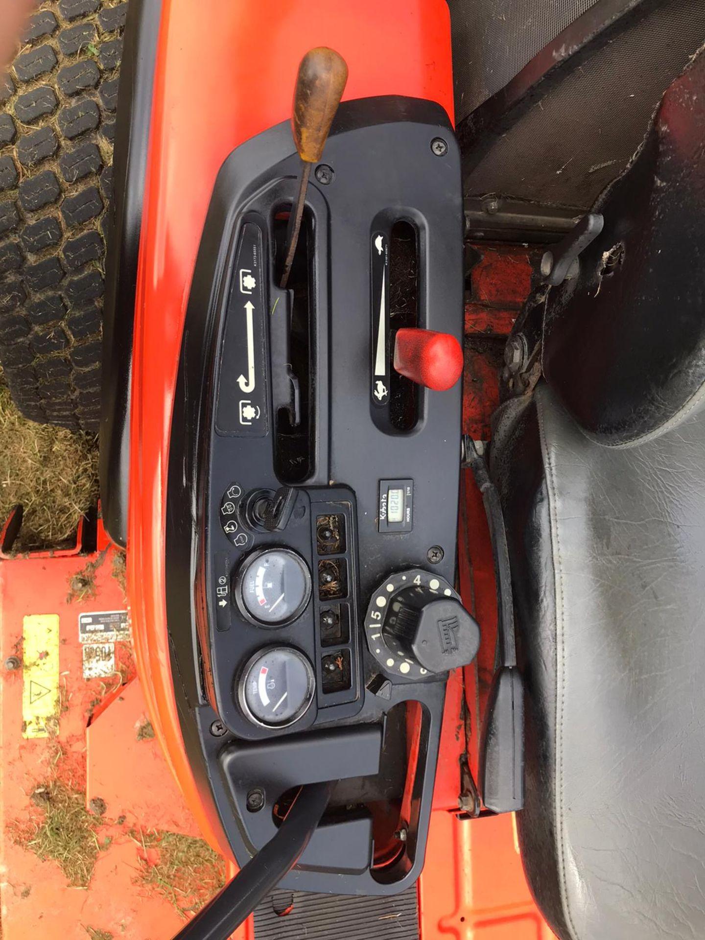 Lot 36 - 2013 KUBOTA ZD326 ZERO TURN RIDE ON LAWN MOWER, RUNS, DRIVES AND CUTS, 1020 HOURS *PLUS VAT*