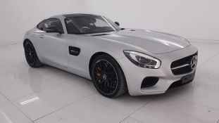 2016 MERCEDES BENZ GT S AMG COUPE V8 7 SPEED AUTOMATIC *NO VAT*