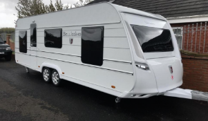 BRAND NEW 2019 TABBERT BELLISSIMO CARAVAN 5 BERTH NEW - NO VAT !
