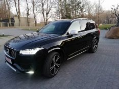 2017 VOLVO XC90 T6 AWD LEFT HAND DRIVE R-DESIGN 2.0L PETROL AUTOMATIC, 45,000 KM, DRIVES LIKE NEW