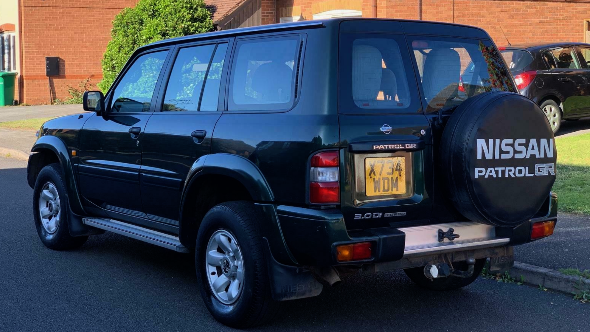 Lot 67 - NISSAN PATROL GR 3.0 SE 4X4 SEAT 88K MILES STARTS AND DRIVES WELL