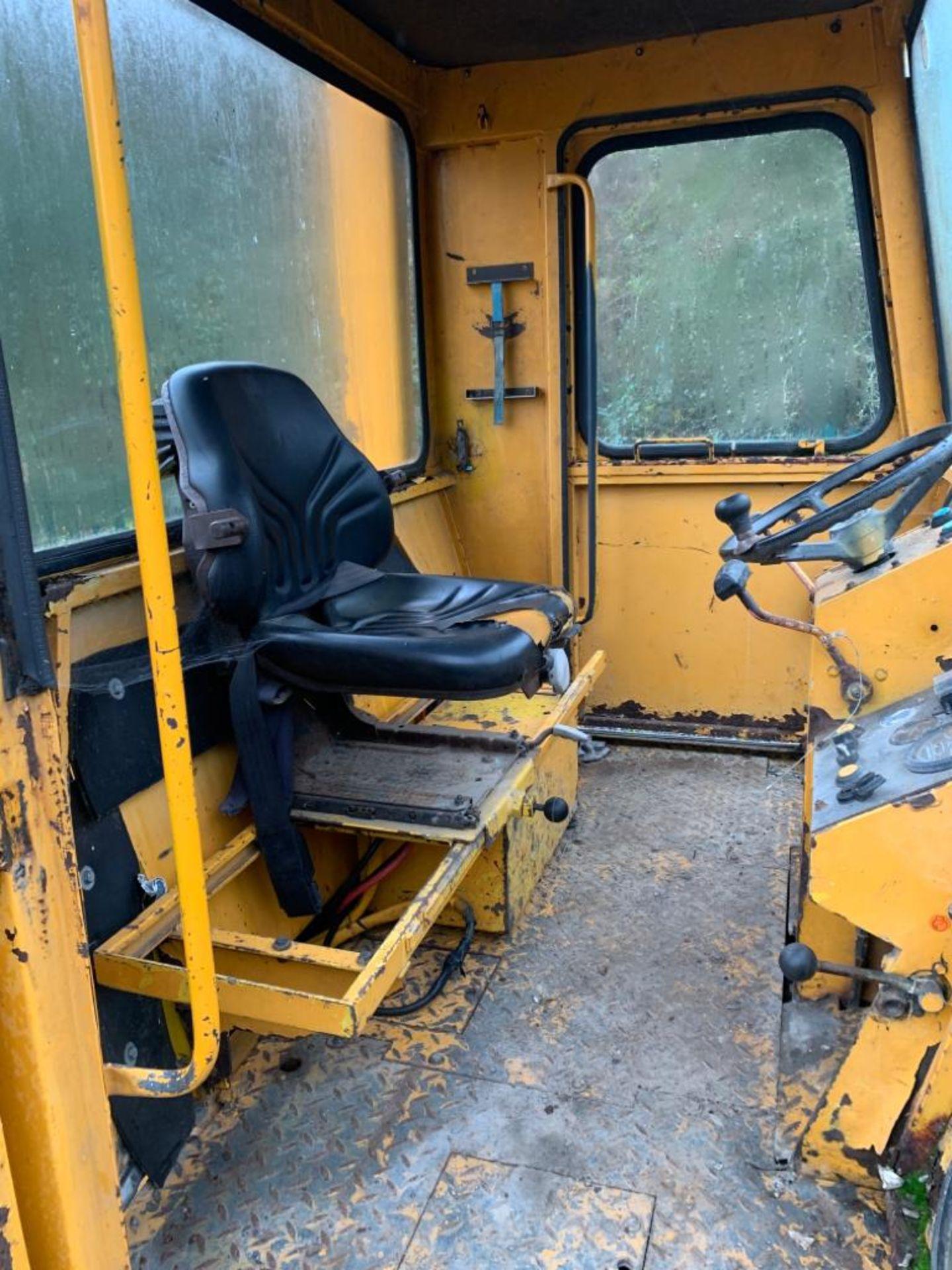Lot 192 - VIBROMAX 752 VIBRATING ROLLER, STARTS, DRIVES AND VIBRATES *PLUS VAT*