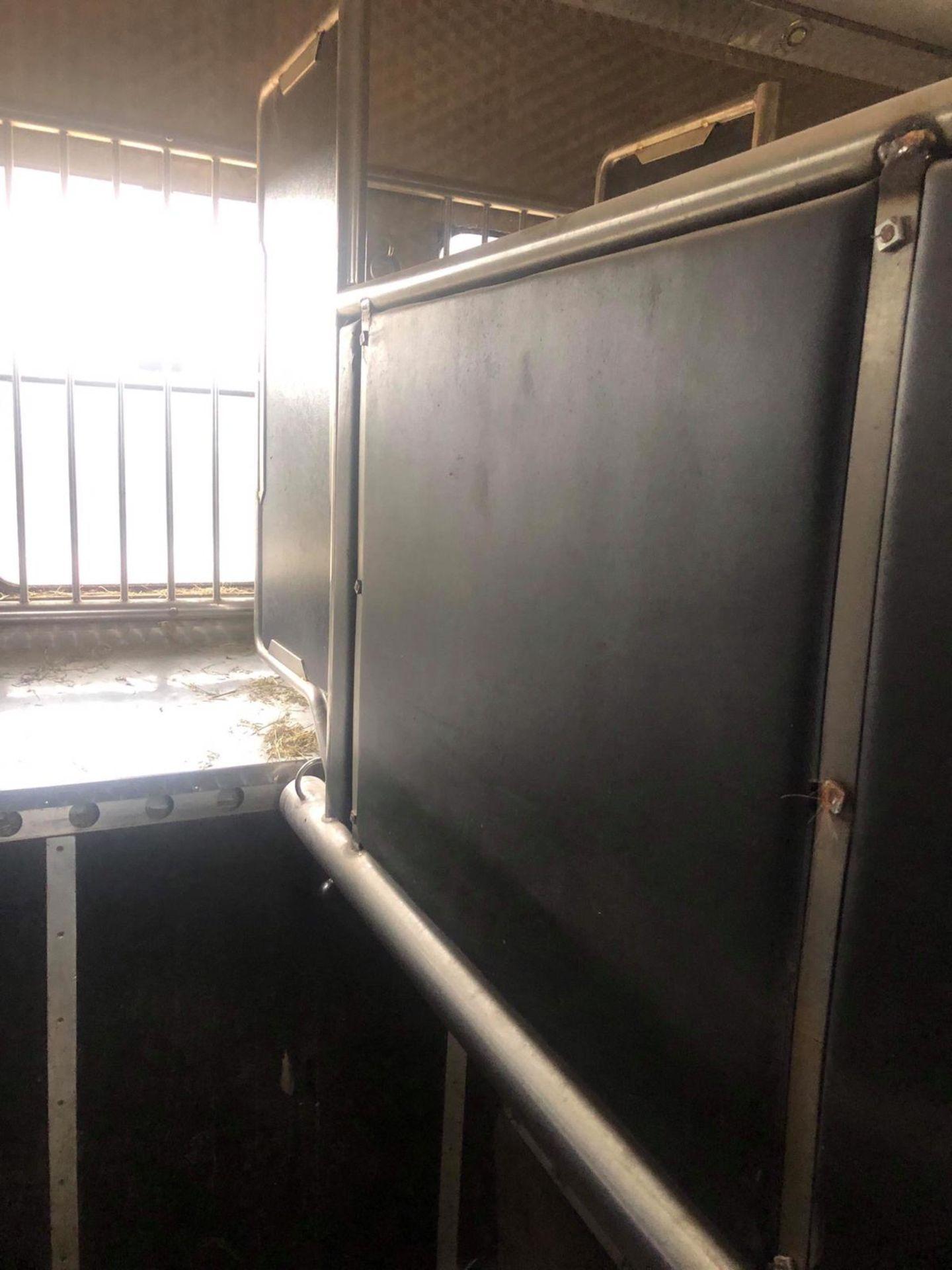 Lot 35 - 1999 MERCEDES CVS ACTROS 1840 LS SLP HORSEBOX, PROFESSIONAL BUILD BY LEHEL ALEXANDERS *NO VAT*
