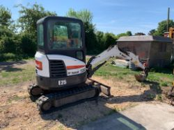 BOBCAT E25 EXCAVATOR, LAND ROVER DEFENDER 90, PORSCHE PANAMERA S E-HYBRID, NEW HOLLAND, 2015 TRANSIT TIPPER, LIGHTING TOWER - ENDS 7PM TUESDAY!