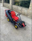WOLF GARTEN RIDE ON LAWN MOWER / BUGGY *NO VAT*