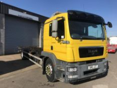 2012/12 REG MAN TG-M 18.250 4X2 LL L 6.9L DIESEL SLEEPER CAB AUTO GEARBOX GOOD CONDITION *PLUS VAT*