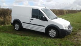 2012/12 REG FORD TRANSIT CONNECT T200 1.8 DIESEL PANEL VAN *NO VAT*