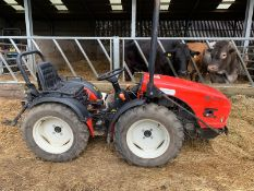 2015 GOLDONI BASE 20 SN USED COMPACT TRACTOR, SHOWING 1314 HOURS *PLUS VAT*