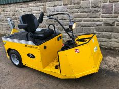 2013 BRADSHAW T1 ELECTRIC ZERO EMISSION TOW TUG VEHICLE *PLUS VAT*
