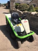 ETESIA HYDRO 80 RIDE ON LAWN MOWER, RUNS, DRIVES AND CUTS *NO VAT*