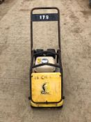WACKER NEUSON WP1540 WACKER PLATER, HONDA GX160 ENGINE *PLUS VAT*