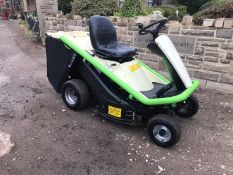 2013 ETESIA HYDRO 80 RIDE ON LAWN MOWER, RUNS, DRIVES AND CUTS *NO VAT*