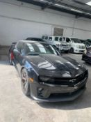 2013 CHEVROLET CAMARO SS ZLT KIT / WHEELS LHD, SHOWING 44,000 MILES *NO VAT*