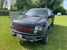 2012 FORD F-150 RAPTOR - 65,000 MILES, LOTS OF UPGRADED PARTS, READY IN UK WITH NOVA APPLICATION
