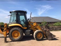 2003 JCB 3CX CONTRACTOR, 4-IN-1 BUCKET, EXPANDING BOOM BACKHOE WITH QUICKHITCH, RUNS, DRIVES, DIGS