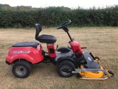 MOUNTFIELD 4155H OUT FRONT MOWER, RUNS, DRIVES AND CUTS, BRAND NEW STIGA DECK *NO VAT*
