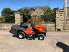 NEW / UNUSED HUSQVARNA TC138 RIDE ON LAWN MOWER *NO VAT*