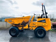 THWAITES 9 TONNE SWIVEL DUMPER, YEAR 2015, 1618 HOURS, ORANGE BEACON, CE MARKED *PLUS VAT*