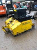 MULTI-SWEEPER 270 FORKLIFT WORKING ORDER *PLUS VAT*